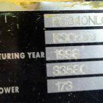 Retroexcavadora KOMATSU PC340NLC-6K